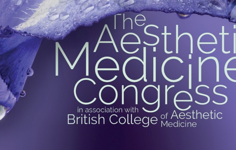 The Aesthetic Medicine Congress 2018 in association with British College of Aesthetic Medicine